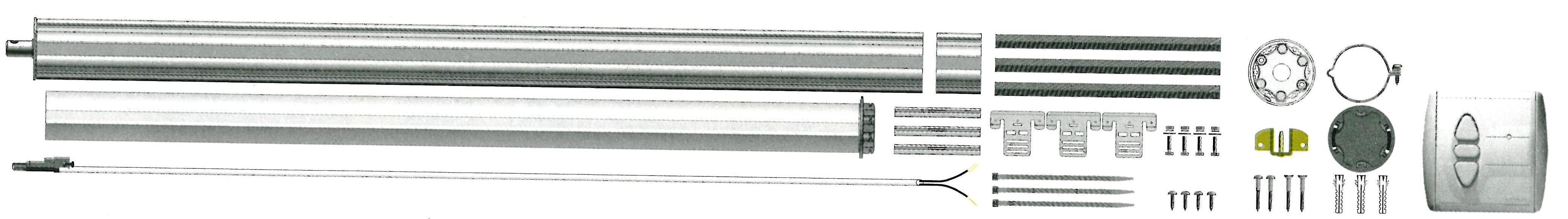 Kit De Modernisation Volet Roulant 1039488 Gdme Automatisme De Porte Et Portail Contr Le